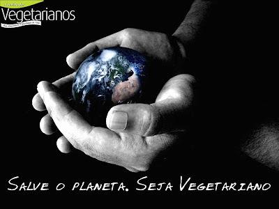 Quer salvar o planeta? Abandone o vício da carne!