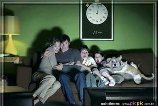 Sua família tem um visitante intrometido permitido?
