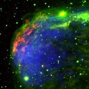 Por que não existem estrelas verdes?