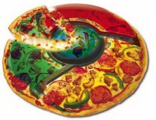 Pizzaria Google - imagine o Santuário Celestial e o Julgamento dos habitantes da Terra!