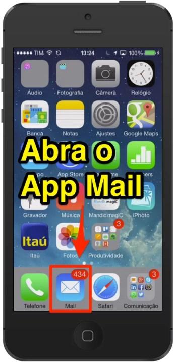 [Super Dica] Melhore a Forma Como Você Utiliza Emails no iPhone Com as Caixas Inteligentes