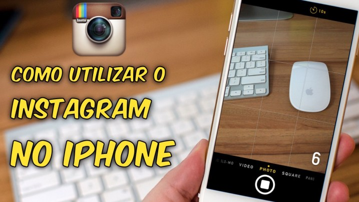 Como Utilizar o Instagram no iPhone