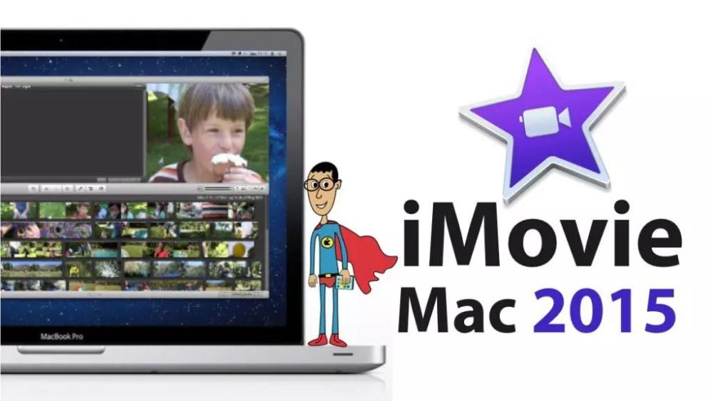 imovie mac 2015