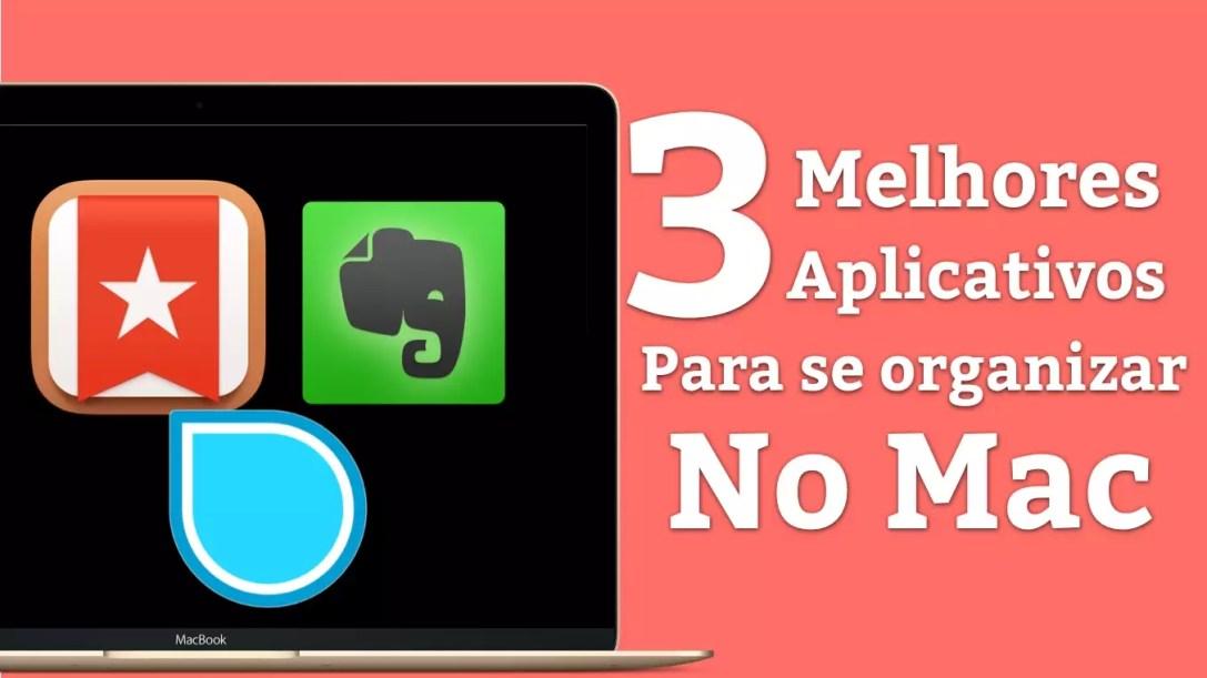 3 Melhores Aplicativos Para Se Organizar no Mac – BÔNUS GRÁTIS