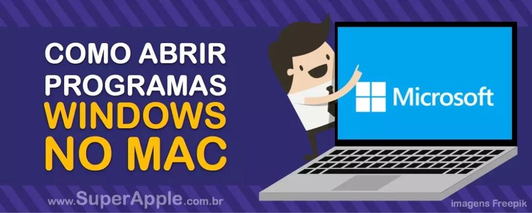 [TOP] Como Rodar Programas do Windows no Mac – Garantido!