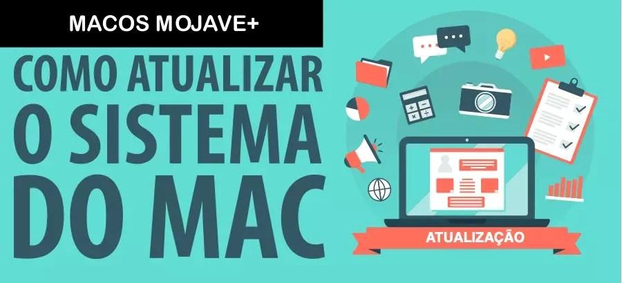 Como Atualizar o Sistema do Mac