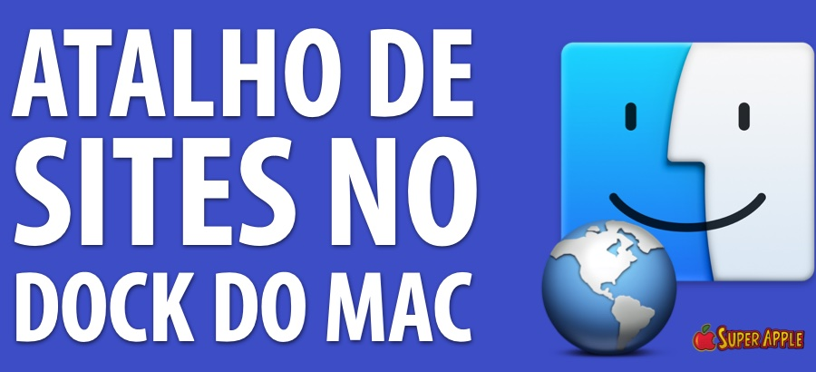 Como Adicionar Atalhos de Sites no Dock do Mac