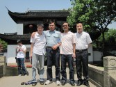 Our team of highly specialized techs in Shanghai