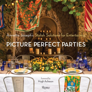 Picture Perfect Parties by Annette Joseph