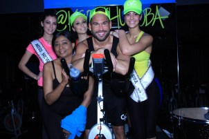 Meriwether Foundation, Miss USA, Miss New York, Miss New Jersey, Miss Rhode Island, Keoni Hudoba, Cyc Fitness, NYC Spinning, Ride for Charity, Charity Rides