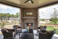 Celestial Outdoor Living Area