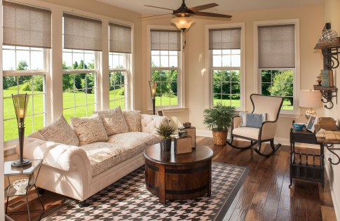 Ash Lawn Sunroom