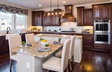 Top-of-the-line kitchen