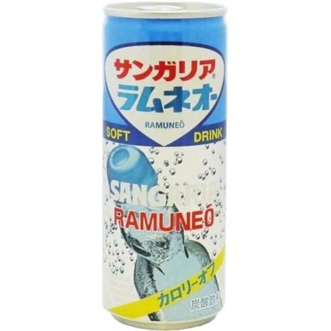 Sangaria Ramune Soda