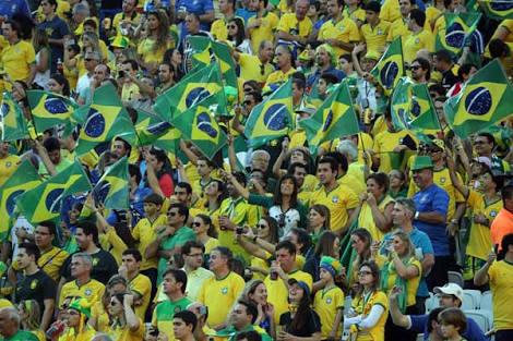 Por que vou torcer muito pelo Brasil na Copa…