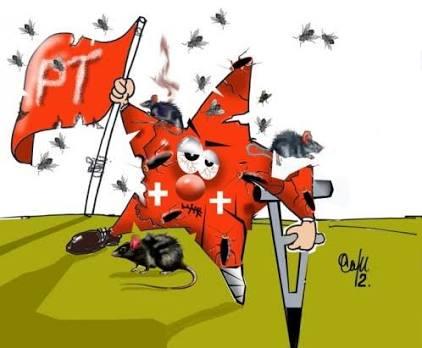 Ocaso do PT, resistência do petismo