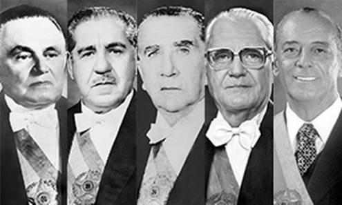As heranças malditas da ditadura militar