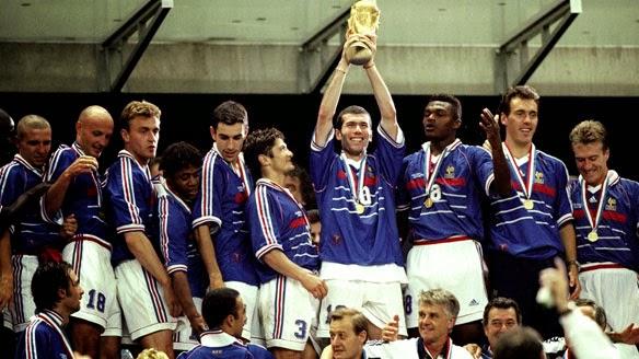 Minhas Copas: 1998