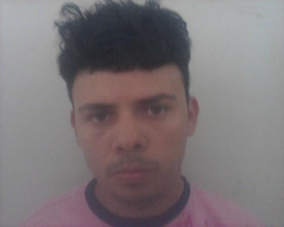 Flávio - suspeito de tráfico em Bom Jesus