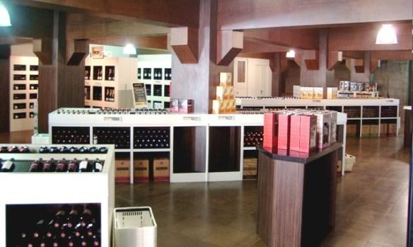 Loja de Vinhos vinícola Aurora
