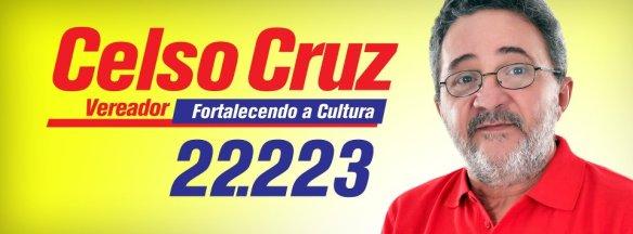 Celso Cruz é candidato em Currais Novos