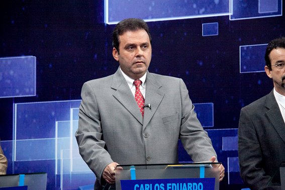 Carlos Eduardo candidato a prefeito de Natal