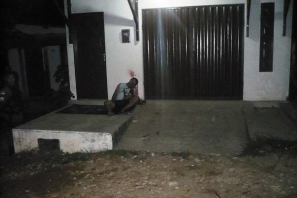 Ex-segurança da Paratodos morreu sentado na calçada