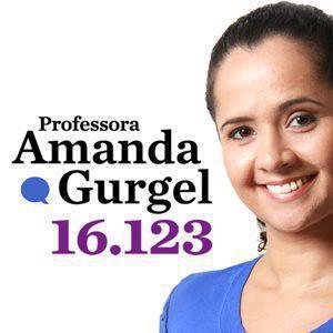 Amanda Gurgel a mais votada da história de Natal