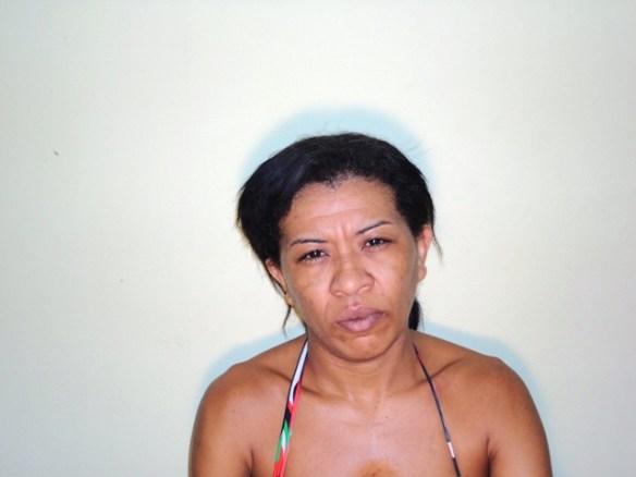 Antônia Berenice Damasceno Lima cozinhava para Popó no cativeiro