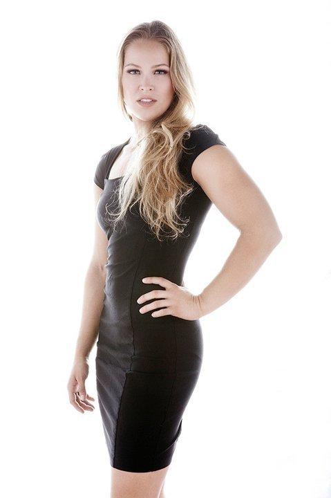 Ronda Rousey tem 25 anos
