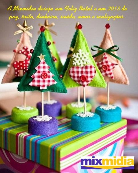 Feliz Natal Mix Midia