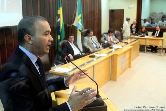 Deputado Kelps Lima é advogado militante