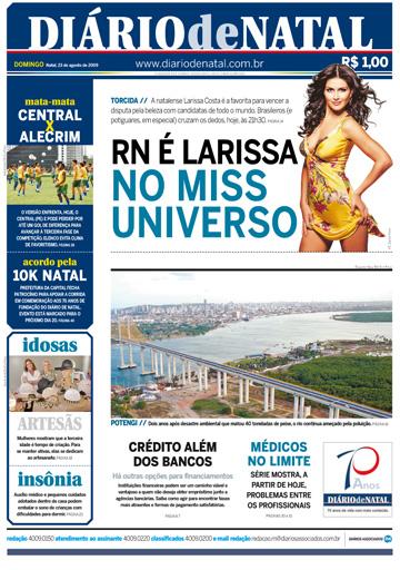 Diário de Natal foi o mais importante jornal do RN