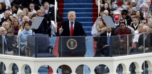 Donald Trump assumiu a presidência dos Estados Unidos neste dia 20 de janeiro de 2017