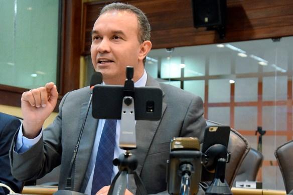 Deputado Kelps Lima fez pronunciamento na Assembleia Legislativa do Rio Grande do Norte