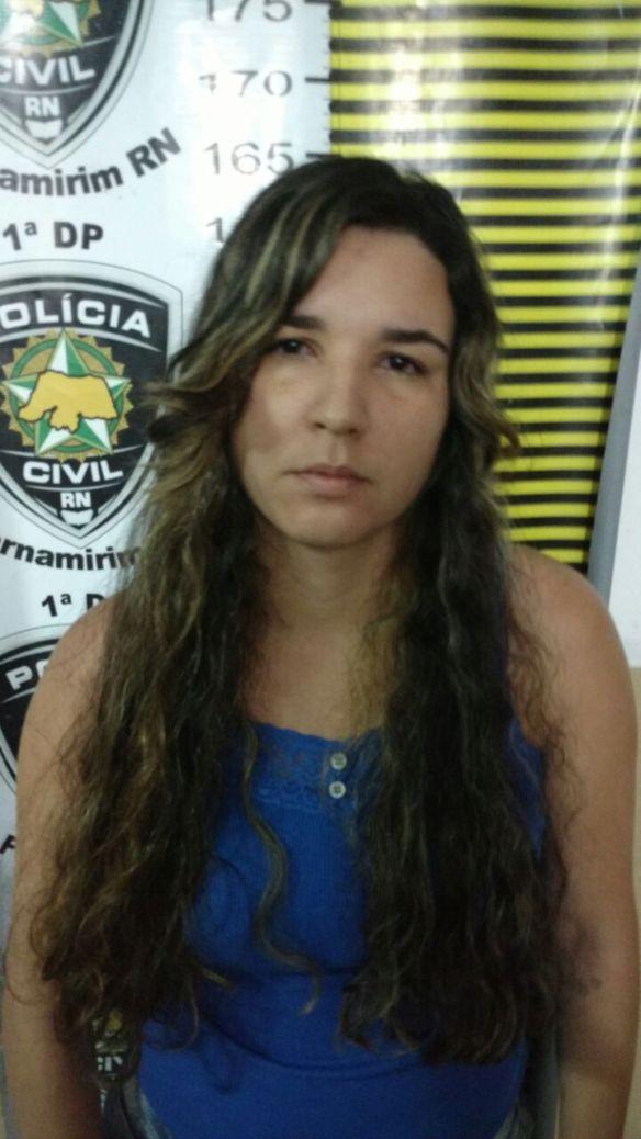 Bruna de Pinho é acusada de um dos sequestros mais famoso do RN