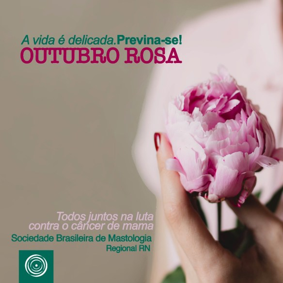 Outubro Rosa SBM-RN