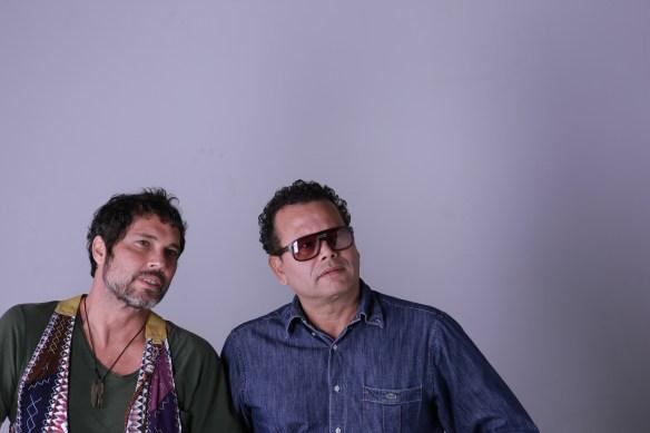 Gustavo e Isaac tocam juntos neste fim de semana