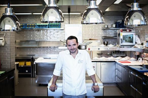 Hans Neuner Ocean chef