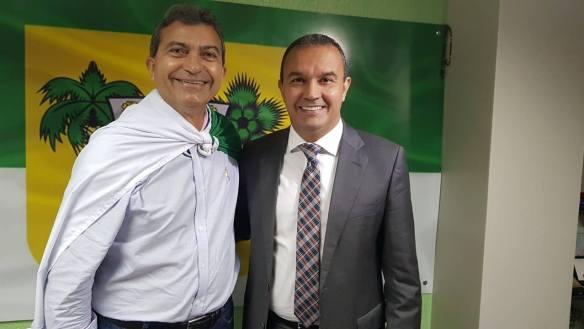 Jackson Bezerra fará dobradinha com Kelps na região Central do RN