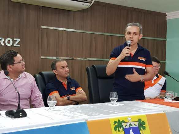 Breno Queiroga é pré-candidato ao Governo do Estado pelo partido Solidariedade