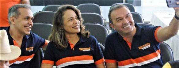 Breno tem o apoio de Magnólia e Kelps como pré-candidato ao Senado
