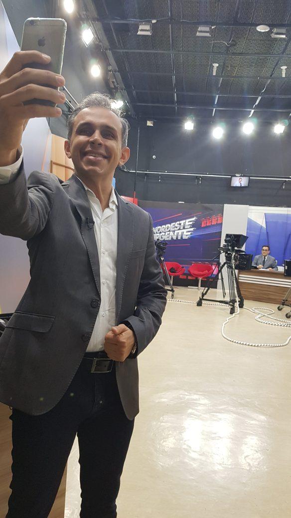 Breno Queiroga só começou a pré-campanha há pouco mais de um mês