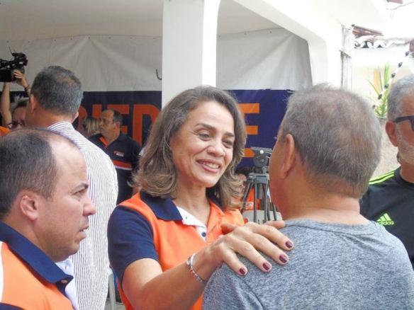 Magnólia não é de oligarquia nem tem a Polícia Federal atrás dela
