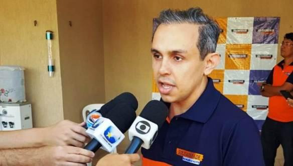 Brenno Queiroga é pré-candidato a governador pelo Solidariedade