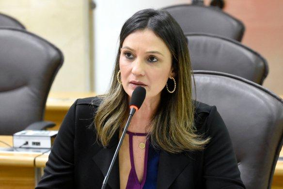 Cristiane Dantas é deputada do Solidariedade RN