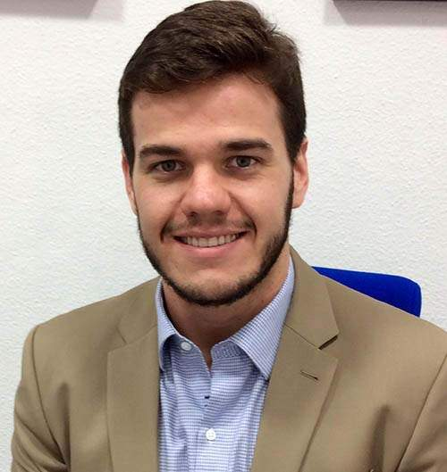 Bruno Cunha Lima vem da Paraíba
