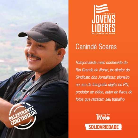 Canindé é pioneiro do fotojornalismo digital no RN
