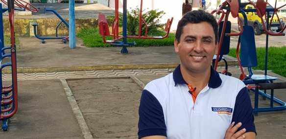Irmão Heriberto é pré-candidato a prefeito de Ceará Mirim