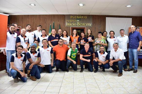 Evento do Solidariedade foi na Câmara de Vereadores de Caicó